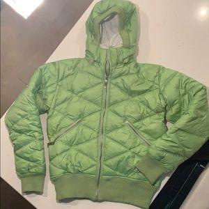 Helly Hansen waist length jacket size small